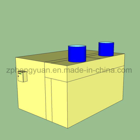 V-Shape Paper Filter Paint Booth with Different Price