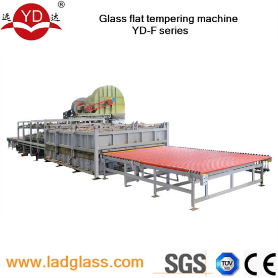 Safety Glass Flat Tempering Furnace Machine pictures & photos