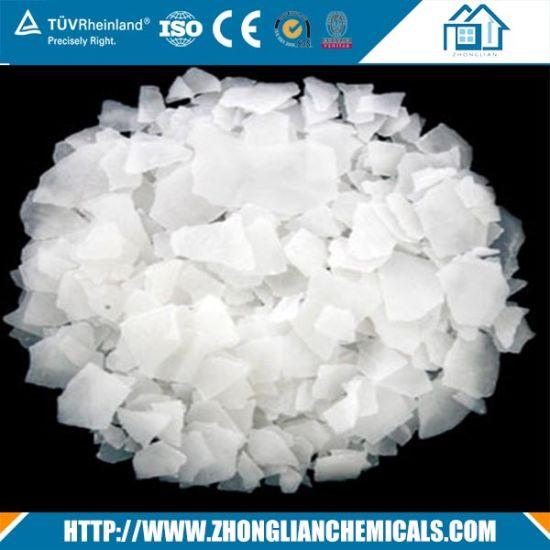 China Min96 Caustic Soda Sodium Hydroxide Pellets Naoh