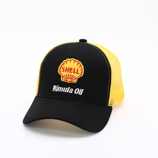 Customized Promotional Cotton Trucker Cap