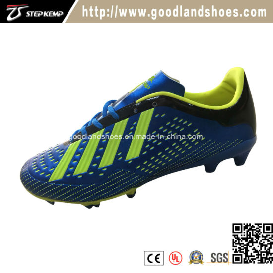 2018 Most Popular Design Breather Football Boots Professional Soccer Boots Shoes Exf-7107