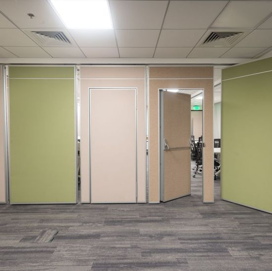 Soundproof Operable Partitions Wall for Conference Hall and Multi-Purpose Hall