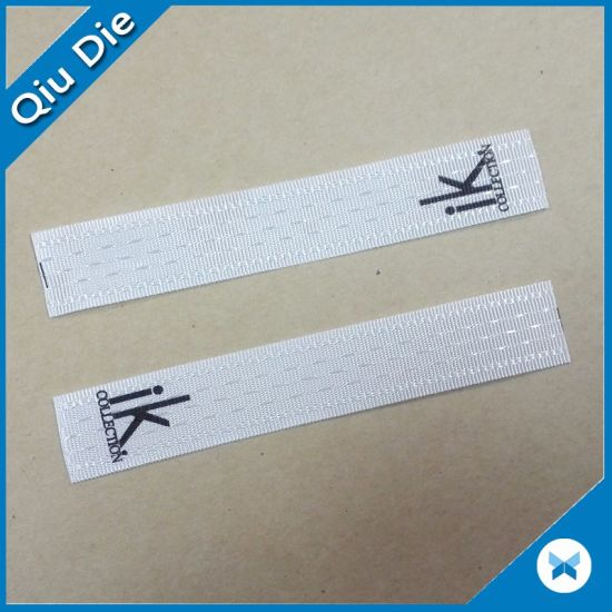 Non Woven Labels Printing Patch with Garment pictures & photos