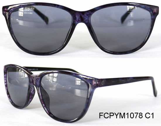 New Cp Sunglasses with Special Painting High Quality Polar Light Eyewear