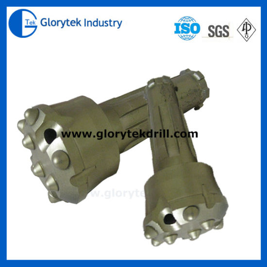 Tungsten Carbide DTH Mining Rock Drill Bit Chinese Drilling Tools