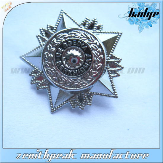 China Top Quality Low Price Military Insignia Badge Pins - China