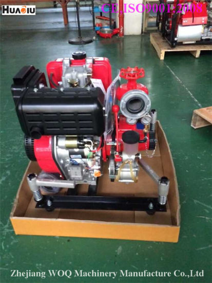 Bj-9b/Jbq4.0/7 10HP Fire Fighting Pump with Diesel Engine pictures & photos