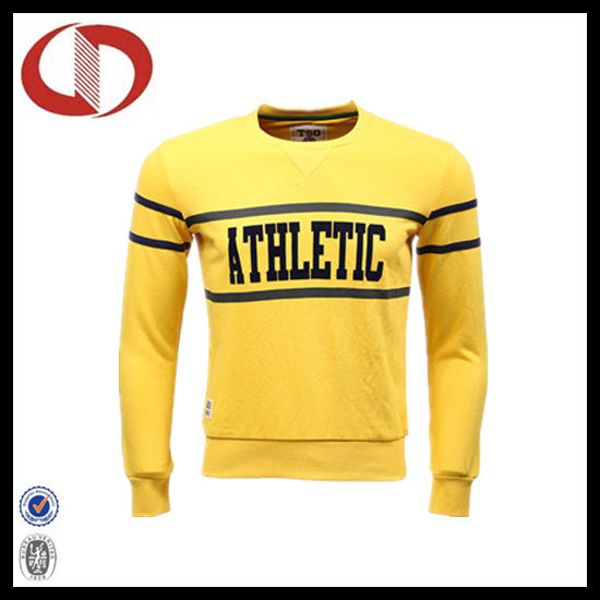 2016 New Design Casual Wear Training Sports Sweater for Male pictures & photos