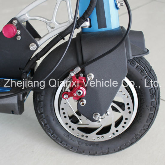 Foldable Vehicle Min Electric Kick Scooter / E-Skateboard (QX-1001) pictures & photos