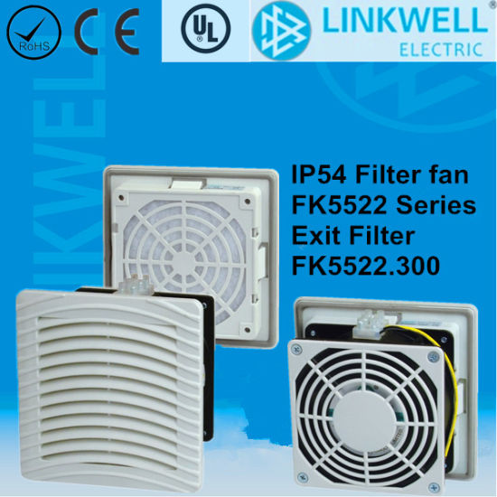 Panel Cabinet Ventilation Fan and Filter (FK5522) pictures & photos