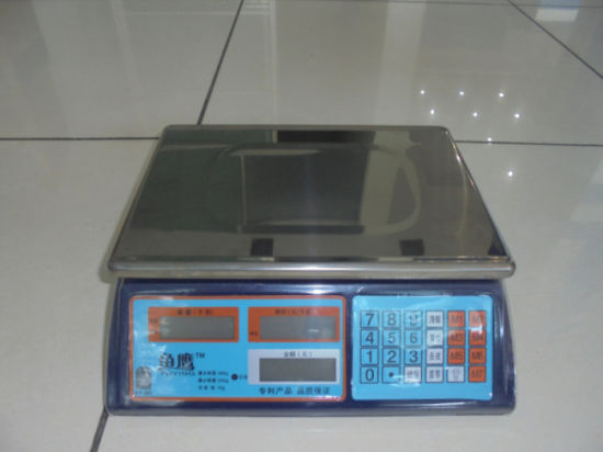 Digital Scale Hy-807t pictures & photos