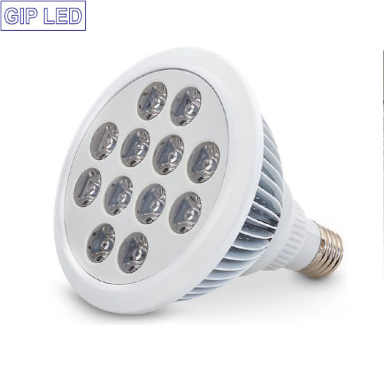 Aluminum Alloy PAR38 High Power 12W LED Plant Grow Light
