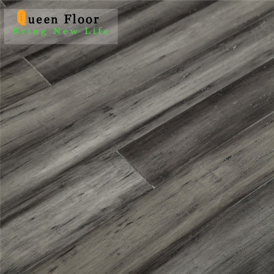 China Waterproof Wax Sealing Click Lock Easy Installation Popular Design 12mm Matte Grey Laminate Flooring China Laminate Flooring Click Laminate Flooring