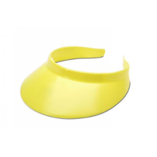 296e958fb9c China Plain Blank Plastic Cap Sun Visor Cap with Different Colors ...
