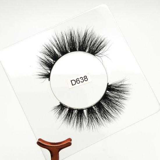 40cd8adaa88 China Wholesale 100% Real Siberian Mink Fur Mink Eyelashes 3D Mink ...