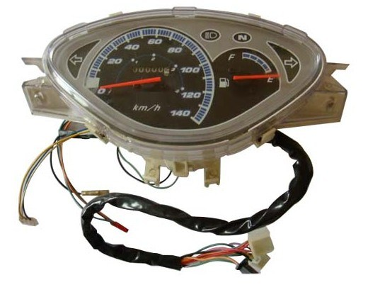 Motorcycle Parts Motorcycle Speedometer Assy for Biz125 C125 2010 pictures & photos