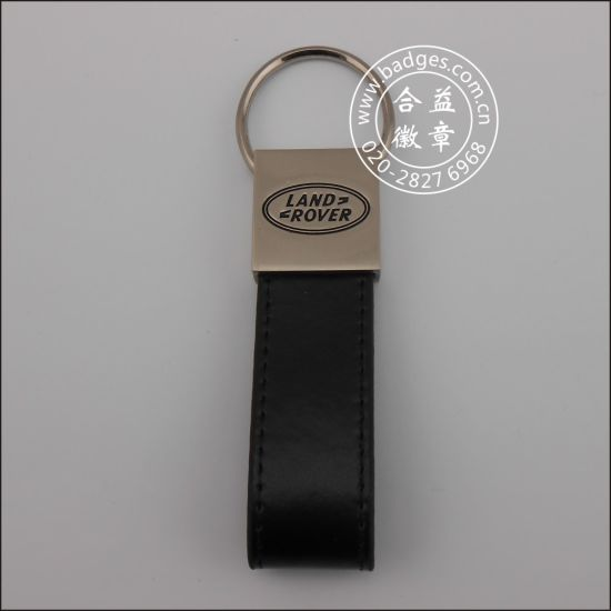 Leather Key Chain, Keychain for Promotion (GZHY-HA013) pictures & photos