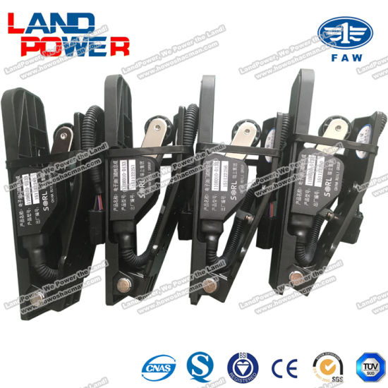 Genuine FAW Auto Parts with High Quality at Competitive Price (1108010-D133 Electric Acceleration Peda) pictures & photos