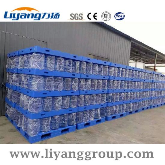 Liyang 20 Water Bottles Pallet Racking 19L Water Bottle Holder for Sale