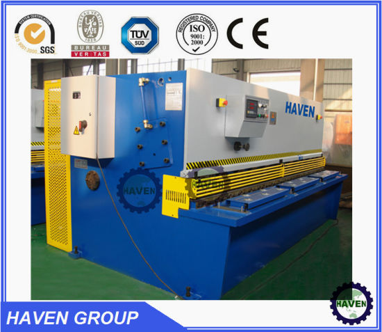 Hydraulic Guillotine Shearing and Cutting Machine, QC11y-6X2500 Guillotine Shearing and Cutting Machine, Steel Plate Shearing and Cutting Machine pictures & photos