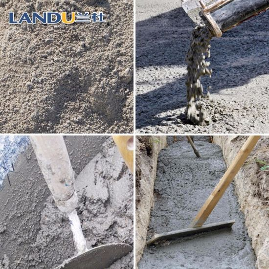 Construction Ready Mix Mortar Additive PP Fiber pictures & photos
