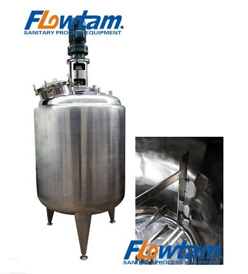 Pressure Type Stainless Steel Stirred Tank Reactor pictures & photos