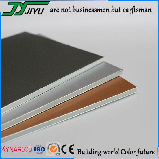 Aluminium Plastic Composite Colored Sandwich Wall Cladding Panels