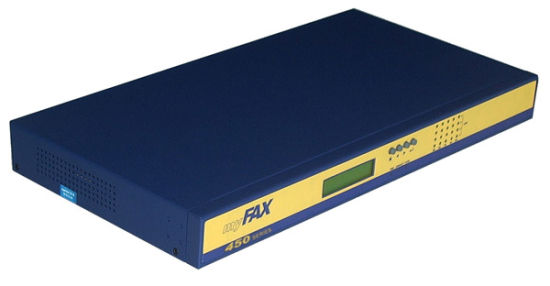 Myfax450 Fax Server or Power Supply SMTP Faxmail or Network Fax Server