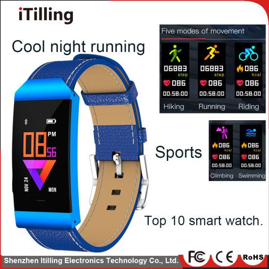 f117df00bd71 Distributor Hot Selling Fashion Sport Gift Fitness Men′s   Ladies Smart  Wrist Watch Bracelet