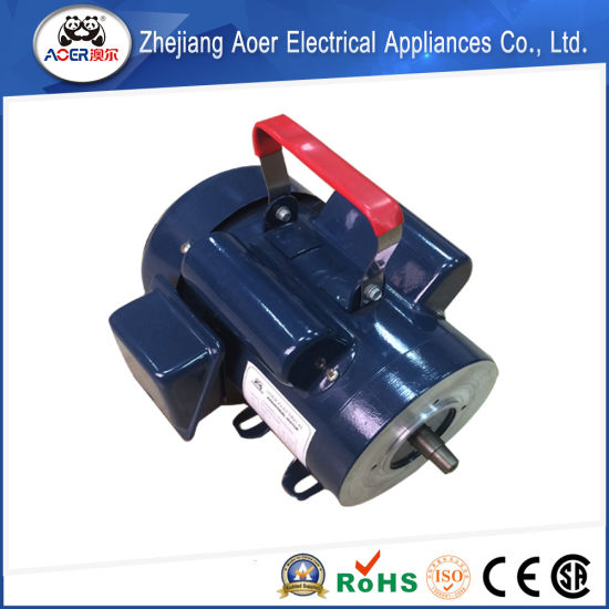 AC Industry Capacitor Start AC Induction Motor 110V pictures & photos