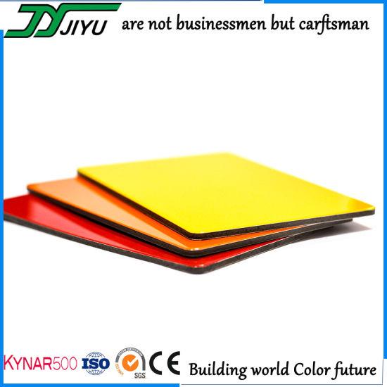 PE PVDF Aluminum Composite Panel Use for Building Material