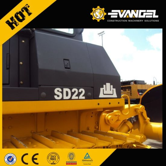 Shantui Bulldozer Price 220HP SD22 with Single Shank Ripper