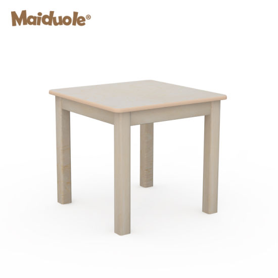 High Quality Kindergarten Wooden Table and Chairs for Kids