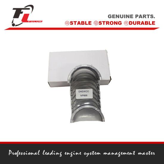 Auto Parts for Daewoo Crankshaft Bearing Np896