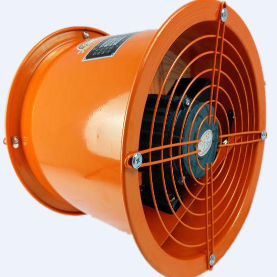 220V 100W Industrial Ventilation Axial Flow Fan