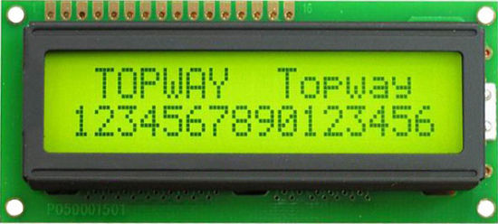 16X2 Character LCD Display Module pictures & photos