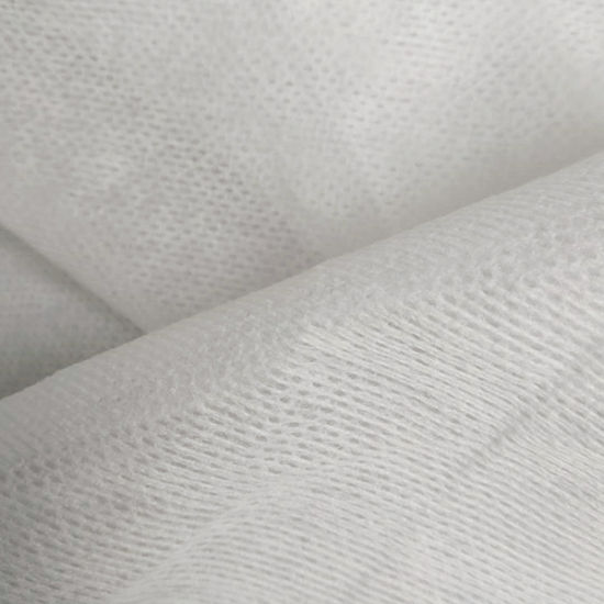 Medical Grade No Fluorescent Agent Spunlace Nonwoven Fabric