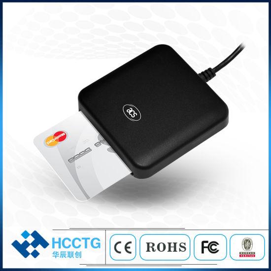 EMV PC/Sc Compliant USB ISO7816 Contact Card Reader (ACR39U-U1)