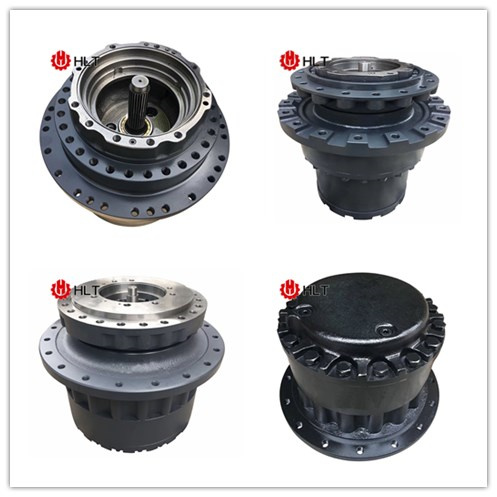 Travel Device Assy Planetary Reduction Gearbox for Excavator Reducer Parts