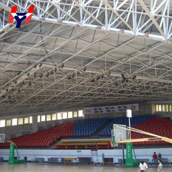 Design Manufaccture Steel Frame Structure Building Basketball Court
