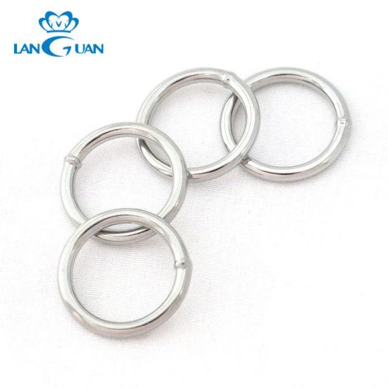 Metal Bag Hardware O Ring for Starp