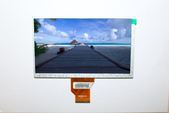 8 Inch TFT Lvds Interface LCD Panel/LCD Module/LCD Display/TFT LCD Screen