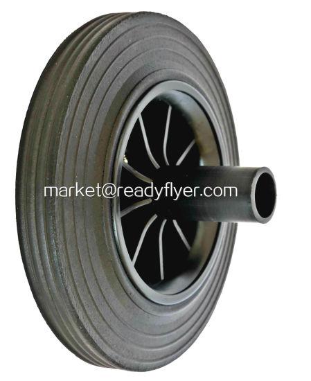 200mm Plastic Wheelie Bin Wheel for Waste Container