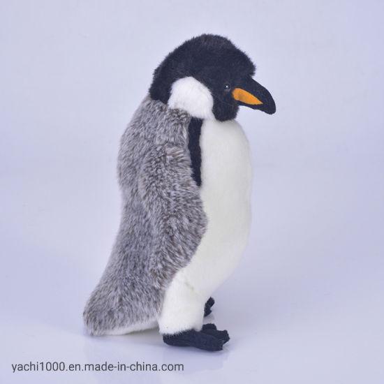 Wholesale Plush Simulation Penguin Soft Animal Stuffed Toy