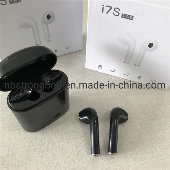 [Hot Item] I7s Tws Bluetooth Speaker Bluetooth Headphone Wireless Bluetooth  Headset