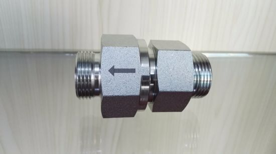 Cr3 Zinc Plating Zinc Nickel Plating Carbon Steel Hydraulic Control Check  Valve