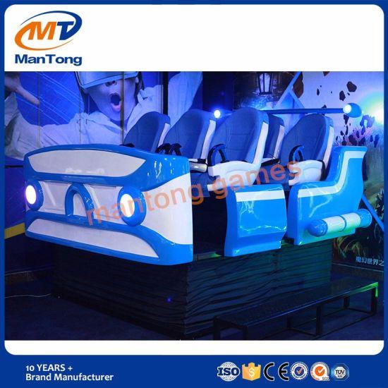 Mantong Virtual Reality 6 Seats 9d Vr Simulator, 9d Egg 6seats Vr for Sale