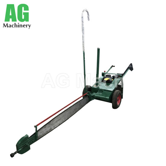 China Gasoline Woodworking Machinery Chainsaw Portable Sawmill for