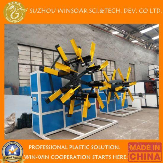 Plastic/PE/PPR Tube/Pipe Coiler Machine