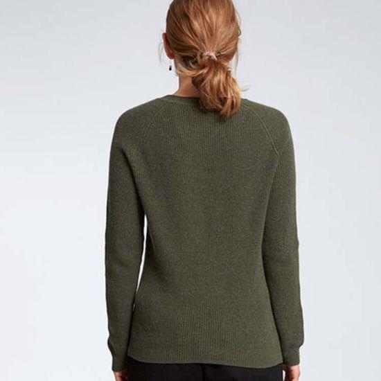 sale retailer de822 97c6f 2019 New Autumn Winter Pullover Women O-Neck Knitted Sweater Warm Long  Sleeve 100% Cashmere Woman Sweater